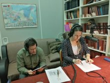 Audio Recording of the Book of Ruth in the Gagauz Language. Institute for Bible Translation